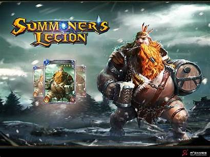 Legion Summoner Wallpapers Roblox Games Gaiia Clash