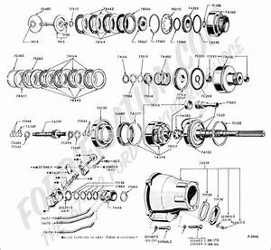 Ford 4r75w Transmission Diagram