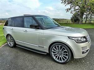 Land Rover Vogue : used 2013 land rover range rover sdv8 vogue for sale in warwickshire pistonheads ~ Medecine-chirurgie-esthetiques.com Avis de Voitures
