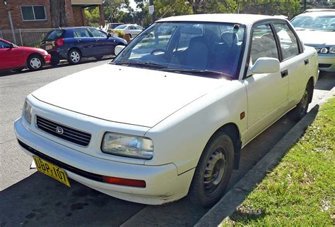 Daihatsu Applause daihatsu applause