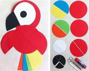 Bricolage Facile En Papier : 1001 tutoriels et id es d 39 activit manuelle primaire ~ Mglfilm.com Idées de Décoration