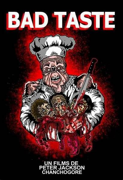 Bad Taste Horror Gore Posters Poster 1987