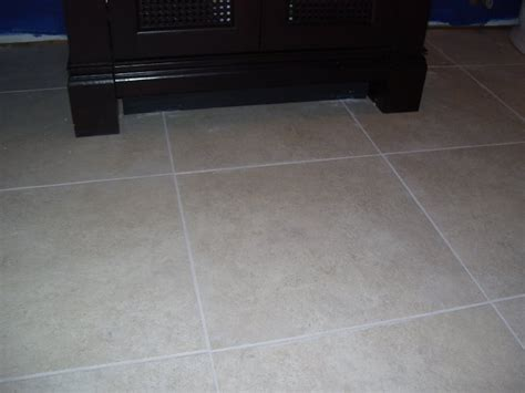 vinyl tile grout how to install luxury vinyl tile with grout