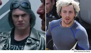 See Scarlet Witch, Quicksilver & Hawkeye on the Set of ...