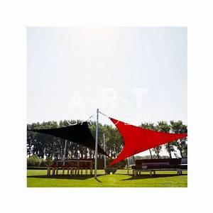 Voile D Ombrage Triangulaire 5m : voile ombrage terrasse et jardin triangle design qualit ~ Dailycaller-alerts.com Idées de Décoration