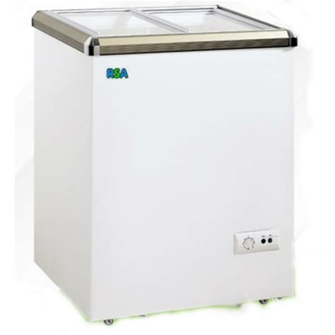 Harga Freezer Merk Rsa harga jual rsa xs 110 sliding chest freezer 100 liter