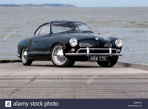 Volkswagen Karmann Ghia Type 14 Coupe, German Classic Car