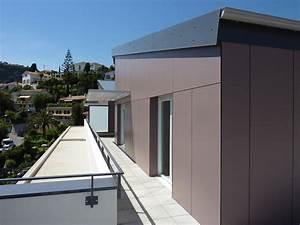 Isolation Extérieure Bois : isolation ext rieure 20 logements sociaux nice xyleo ~ Premium-room.com Idées de Décoration