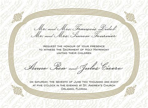 Marriage Invitation Card Quotes