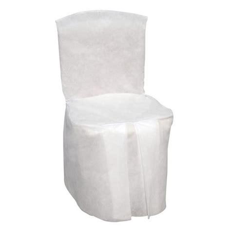 housse de chaise jetable pas cher housse de chaise papier pas cher