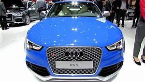 2014 Audi Rs5 - Exterior And Interior Walkaround