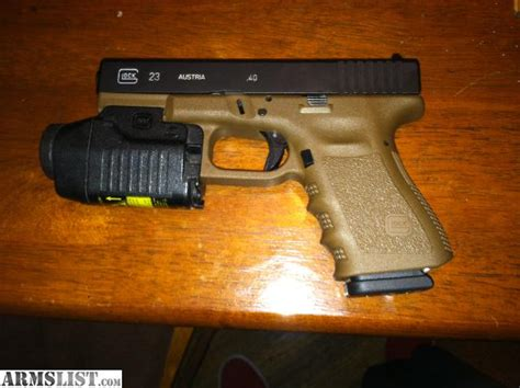 glock tactical laser and light armslist for sale glock tactical laser flashlight w dimmer