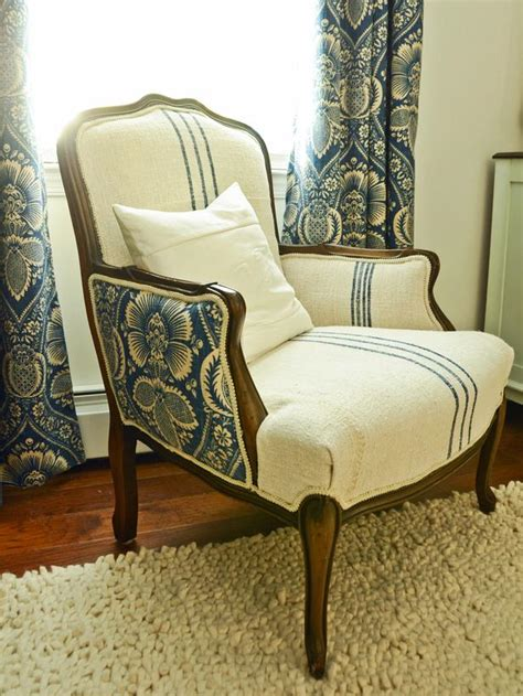 how to reupholster an arm chair easy crafts and