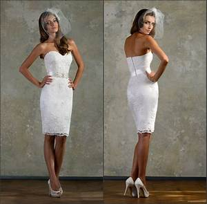 Short White Wedding Dress Images - Wedding Dress
