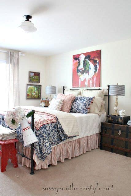 farmhouse style bedrooms ideas  pinterest