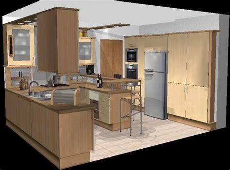 plans de cuisines ouvertes plan de cuisine moderne meuble de cuisine moderne cbel cuisines