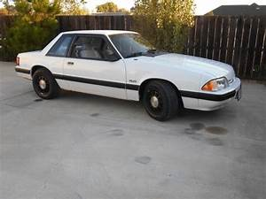 1987 Ford Mustang SSP CHP / Caltrans California highway Patrol for sale in Byron, California ...