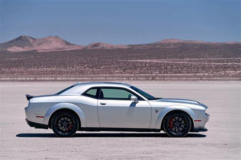 2019 Dodge Hellcat by 2019 Dodge Challenger Srt Hellcat Redeye Widebody Side Min