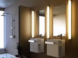 Appliques Murales Salle De Bain : je veux le meilleur luminaire pour ma salle de bains elle d coration ~ Melissatoandfro.com Idées de Décoration