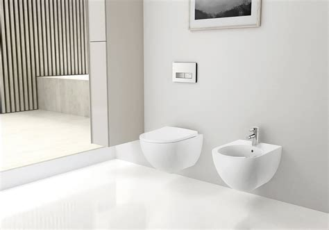 Geberit Inwall Systems For Wallhung Bidet Toilets