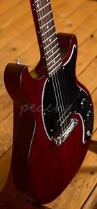 Gibson Usa 2019 Les Paul Junior Tribute Dc Worn Cherry