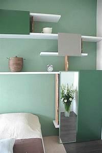 Wandfarbe Mintgrn Verleiht Ihrem Wohnraum Einen Magischen