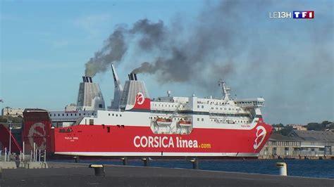 marseille la pollution emise par les navires inquiete