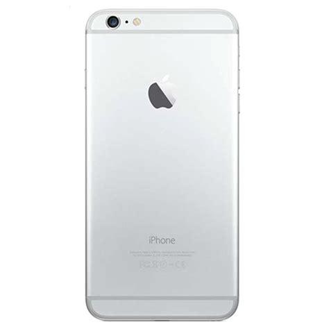 silver iphone 6 plus k 246 p iphone 6 plus 16gb silver till kanonpriser