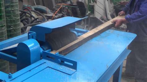 wood pallet notching machinemilling slot sawmill  wood