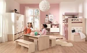 Wellembel Minimundo Komplett Kinderzimmer Birke Massiv
