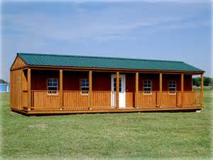 12x24 Barn Shed Plans by Side Proch Cabin Graceland Of Tallahassee