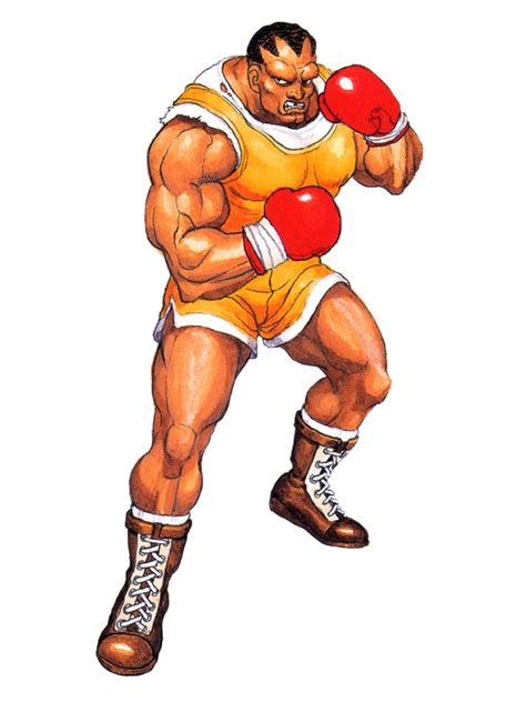 Street Fighter 2 Champion Edition Character Art