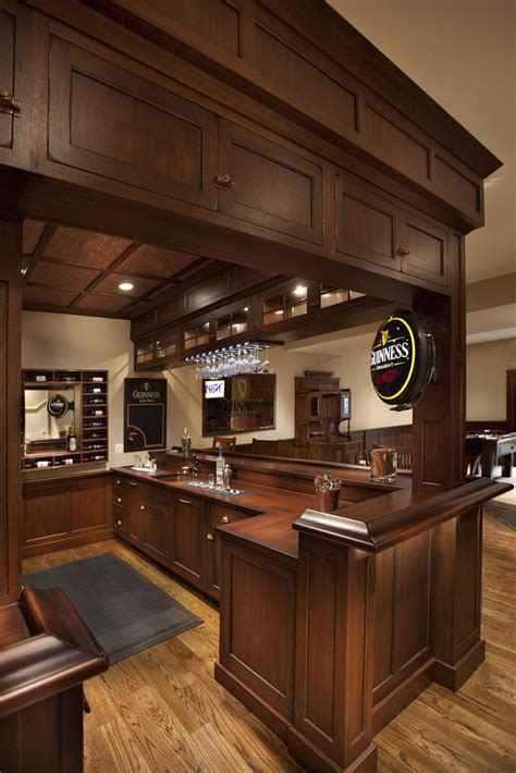 custom wood bar countertops   space designed  roger