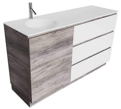 Habitat 1500 Full Height Vanity   cibo design