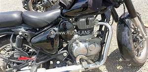 2020 Royal Enfield Classic Spied Up Close