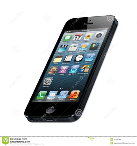 iphone  editorial stock image image