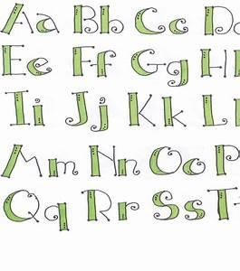 lettering | ZIG Memory System Lettering Ideas | DIY ...