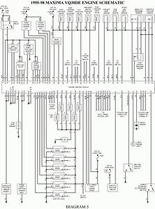 1998 Nissan Maxima Wiring Diagram Electrical System