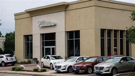 Alexandria Cadillac Dealership