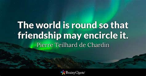 world     friendship  encircle