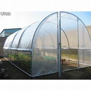 Kit Serre De Jardin : serre de jardin tonneau jardiniere 3x4 m motoculture bolmont ~ Premium-room.com Idées de Décoration