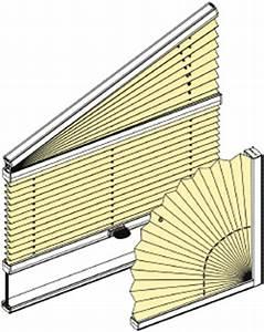Jalousien Schräge Fenster : plissee faltstores f r fenster in sonderformen sundiscount ~ Watch28wear.com Haus und Dekorationen