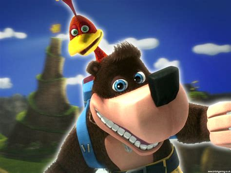 Superphillip Central Rank Up Banjo Kazooie Series
