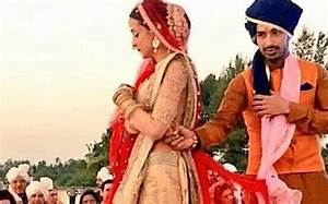 Sanaya Irani and Mohit Sehgal's mandap collapsed, but they ...