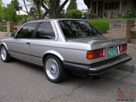 1987 Bmw 325is 99k Mi,5spd,all Records From New