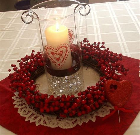 amazing table decoration ideas  valentines day