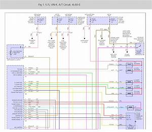 Transmission Wiring Diagrams Please Can I Get A Chevy 4l60e Wiring Diagram