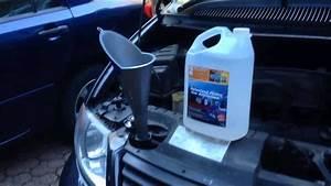 Radiator Coolant Flush - Dodge Grand Caravan