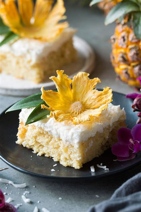 pineapple cake  scratch cooking classy