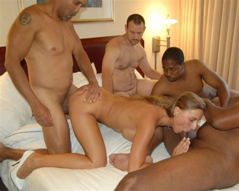 White Girls Adore Big Black Cocks Amateur Interracial Porn